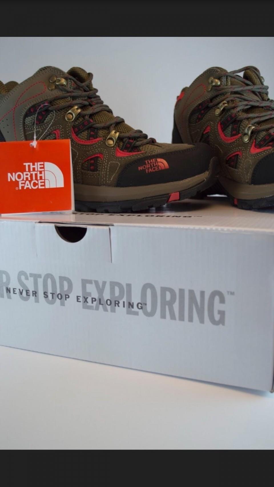 6c6c64c36c7 Ограничени количества 40,41, 42,43,НАЛИЧНИ 3 цвята Новия модел есенно-зимни  outdoor оригинални обувки на фирма THE NORTH FACE модел CEDAR MESA 9828 ...
